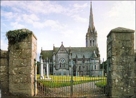 Myshall Amp Drumphea Parish Co Carlow Ireland Churches